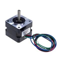 Pololu - Bipolar NEMA 14 200 Adım 35x28 mm 10 V Step Motor - PL-1208