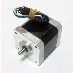 Pololu - Bipolar NEMA 17 200 Adım 42x38 mm 2.8 V Step Motor - PL-2267