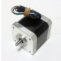 Bipolar NEMA 17 200 Adım 42x38 mm 2.8 V Step Motor - PL-2267