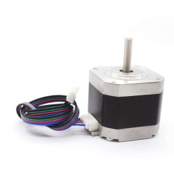 Anycubic - Bipolar/Unipolar Nema 17 200 Adım 1.5 A Hibrit Step Motor - 42HD4027-01