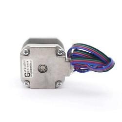 Bipolar/Unipolar Nema 17 200 Adım 1.5 A Hibrit Step Motor - 42HD4027-01 - Thumbnail