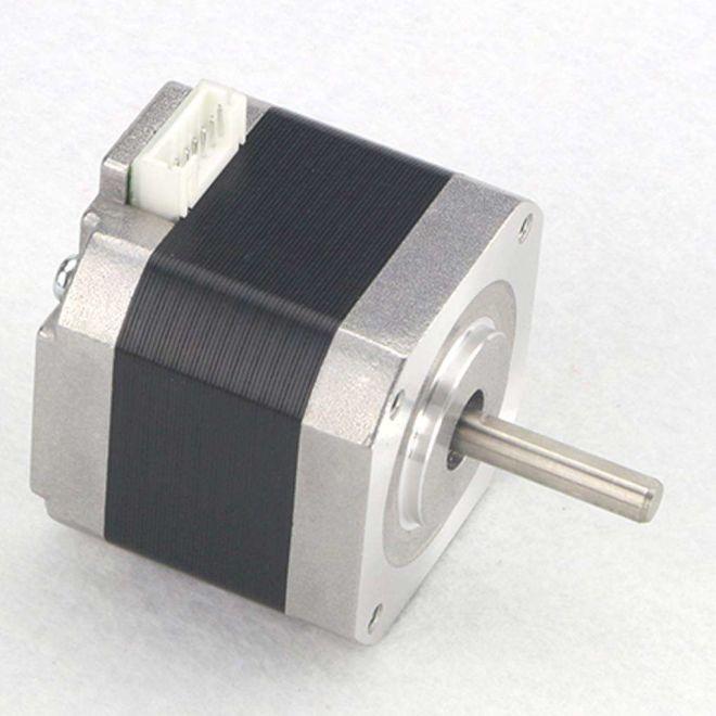Bipolar/Unipolar Nema 17 200 Adım 1.5 A Hibrit Step Motor - 42HD4027-01
