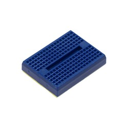 Robotistan - Blue Mini Breadboard