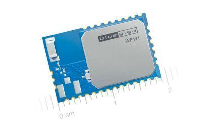 Bluegiga WF111-A-V1 802.11 b/g/n MAC/PHY Wi-Fi Module