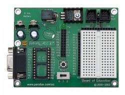Boe-Bot Robot Kit - USB/Serial - Thumbnail