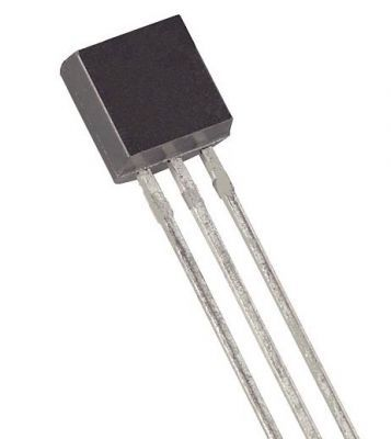 BS108 - 0.25 A 200 V LOGL. MOS-N-FET - TO92 Mofset