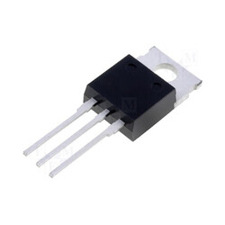 ST - BTA06-600 6A 600V Triac - TO-220
