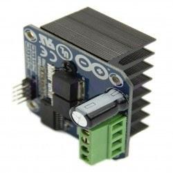 BTS7960B 20 Amper Motor Driver Board - Thumbnail