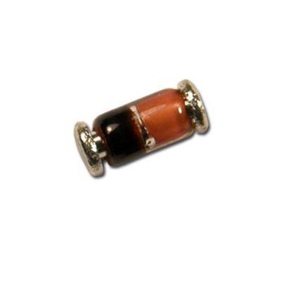 BZV55C5V1 SMD zener diode (SOD80)