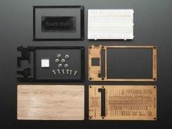 C4Labs Zebra Plus Raspberry Pi Zero Breadboard'lu Case - Thumbnail