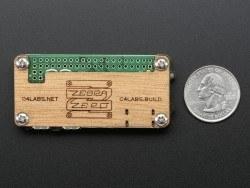 C4Labs Zebra Raspberry Pi Zero Case - Thumbnail