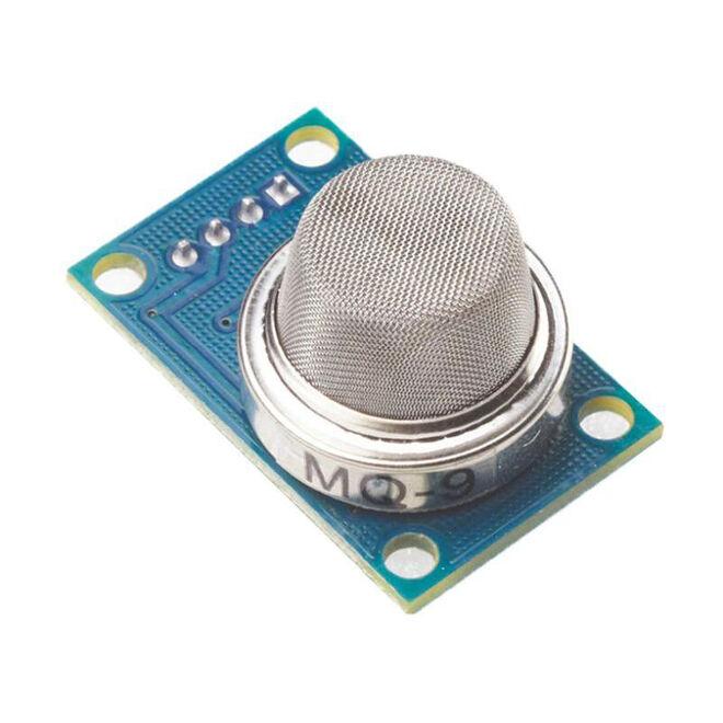 Carbon Monoxide and Flammable Gas Sensor Board - MQ-9