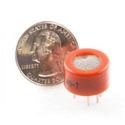 Carbon Monoxide Gas Sensor MQ-7 - Thumbnail