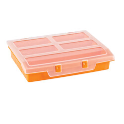 Asrın Plastik - Carbon Organizer 7 Material Box