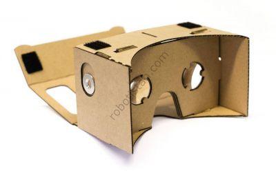 Cardboard - Sanal Gerçeklik Gözlüğü - (Standart Boy)