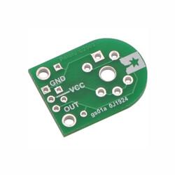 Pololu - Carrier for MQ Gas Sensors