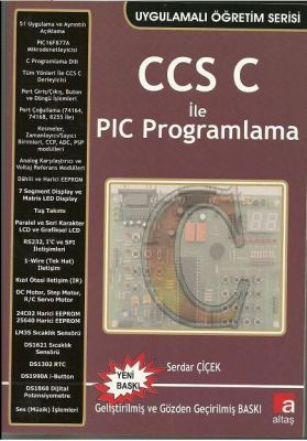 CCS C ile Pic Programlama - Serdar Çiçek