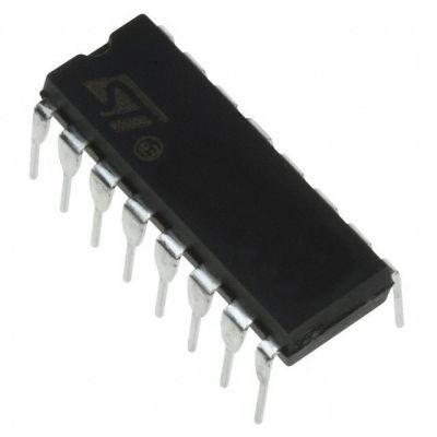 CD4511 BCD to 7 Seg. Latch/Decoder/Driver
