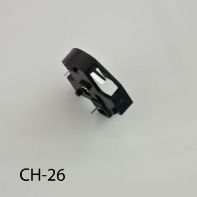 CH2032 Coin Cell Holder - 22.8x0x26.8mm