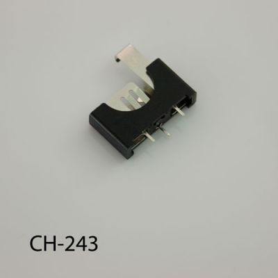 CH2032 Coin Cell Holder - CH-243-2032