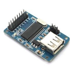 Robotistan - CH375B Arduino USB Bellek Okuma Modülü