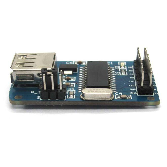 CH375B Arduino USB Bellek Okuma Yazma Modülü
