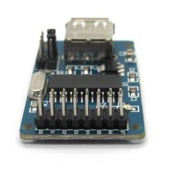 CH375B Arduino USB Bellek Okuma Yazma Modülü - Thumbnail