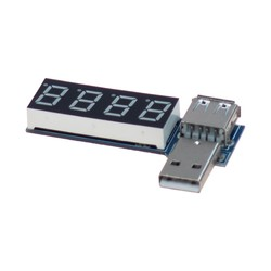 Robotistan - Charging Current and Voltage Tester (3.5-7V , 3A)