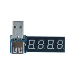 Charging Current and Voltage Tester (3.5-7V , 3A) - Thumbnail