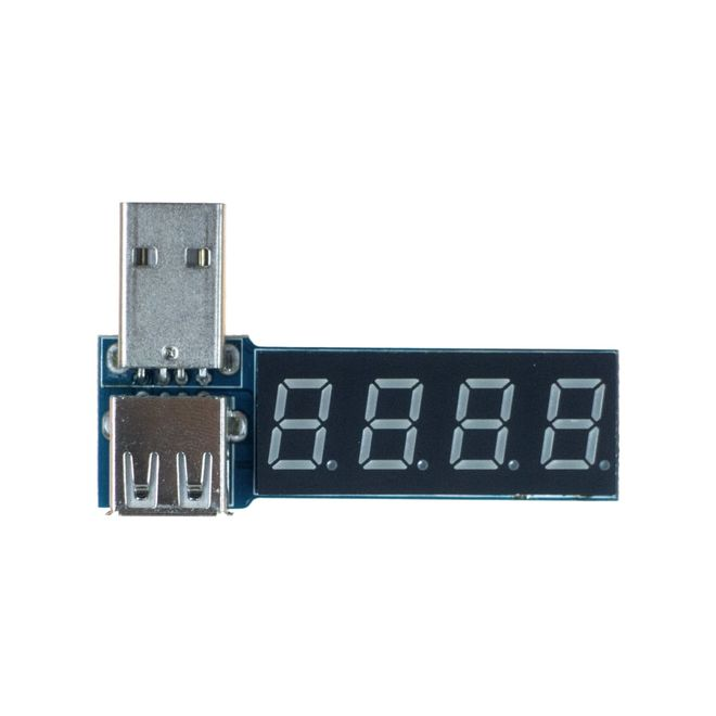 Charging Current and Voltage Tester (3.5-7V , 3A)