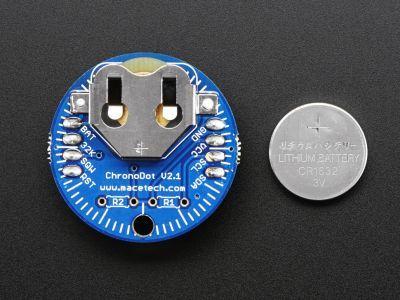 ChronoDot Ultra Hassas RTC Modülü