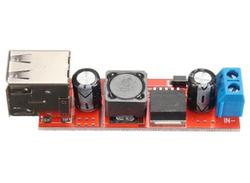 Çift USB Çıkışlı 5V 3A Regülatör - Thumbnail