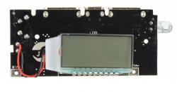 Çift USB Çıkışlı, Ekranlı Power Bank Kartı - Thumbnail