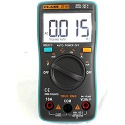 Class - Class TrueRMS Dijital Multimetre ZT-101