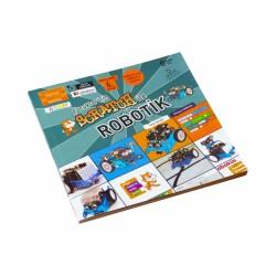 Abaküs Yayınevi - Çocuklar için Scratch ile Robotik - Hüseyin Kervan-Ufuk Şafak