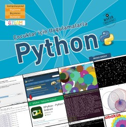 Abaküs Yayınevi - Çocuklar için Uygulamalarla Python