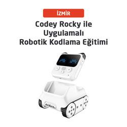 Robotistan - Codey Rocky ile Uygulamalı Robotik Kodlama Eğitimi (İzmir)