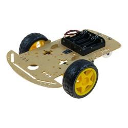 China - Çok Amaçlı 2WD Robot Gövdesi (Enkoderli)