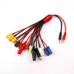 China - Çok Fonksiyonlu Şarj Dönüştürücü Kablo