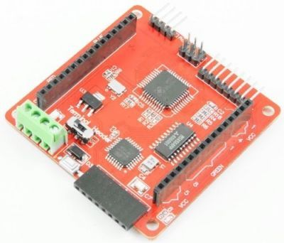 Colorduino - 8x8 RGB Led Matrix Driver Kartı