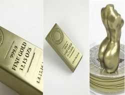 colorFabb - Brassfill, 1.75mm - Thumbnail