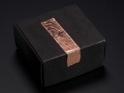 Copper Foil Tape wth Conductive Adhesive - 25mm x 15 meter roll - AF1127 - Thumbnail
