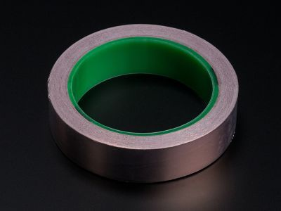 Copper Foil Tape wth Conductive Adhesive - 25mm x 15 meter roll - AF1127
