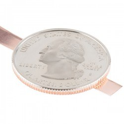Copper Tape - Conductive Adhesive - 5 mm x 15 m - Thumbnail