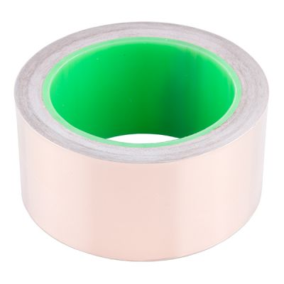 Copper Tape - Conductive Adhesive - 50 mm x 15 m