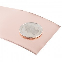Copper Tape - Conductive Adhesive - 50 mm x 15 m - Thumbnail