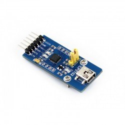 WaveShare - CP2102 Usb Uart Dönüştürücü/Programlayıcı