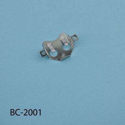 CR-2032 Coin Cell Holder - 31x20x3.8mm