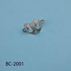 CR-2032 Coin Cell Holder - BC-2001 - Thumbnail