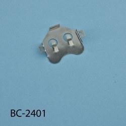 CR-2430 için Pil Tutucu - BC-2401 - Thumbnail